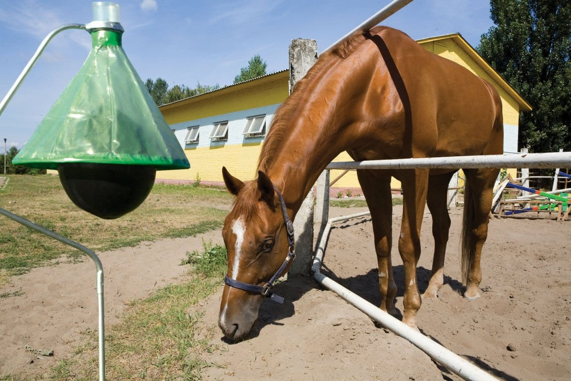 Horse-Fly-Trap Professional Horse Fly Control System ...